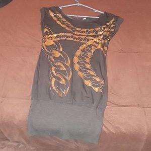 Like new mini dress
